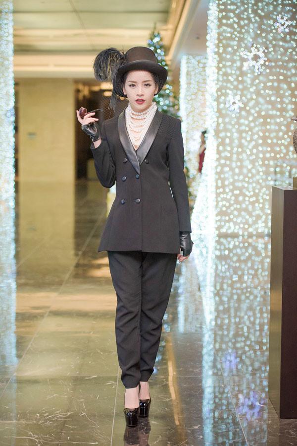 Dàn mỹ nhân Việt đồng loạt 'phải lòng' phong cách menswear-4