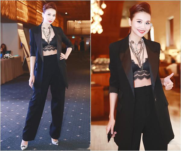 Dàn mỹ nhân Việt đồng loạt 'phải lòng' phong cách menswear-6