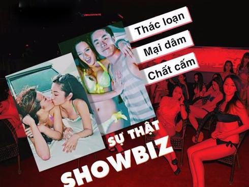 Sự thật showbiz: Thác loạn, mại dâm, chất cấm... hay góc khuất sau các bữa tiệc ở làng giải trí?