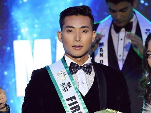 Người mẫu Hữu Long đăng quang ngôi Á vương 'Man Of The World 2017'