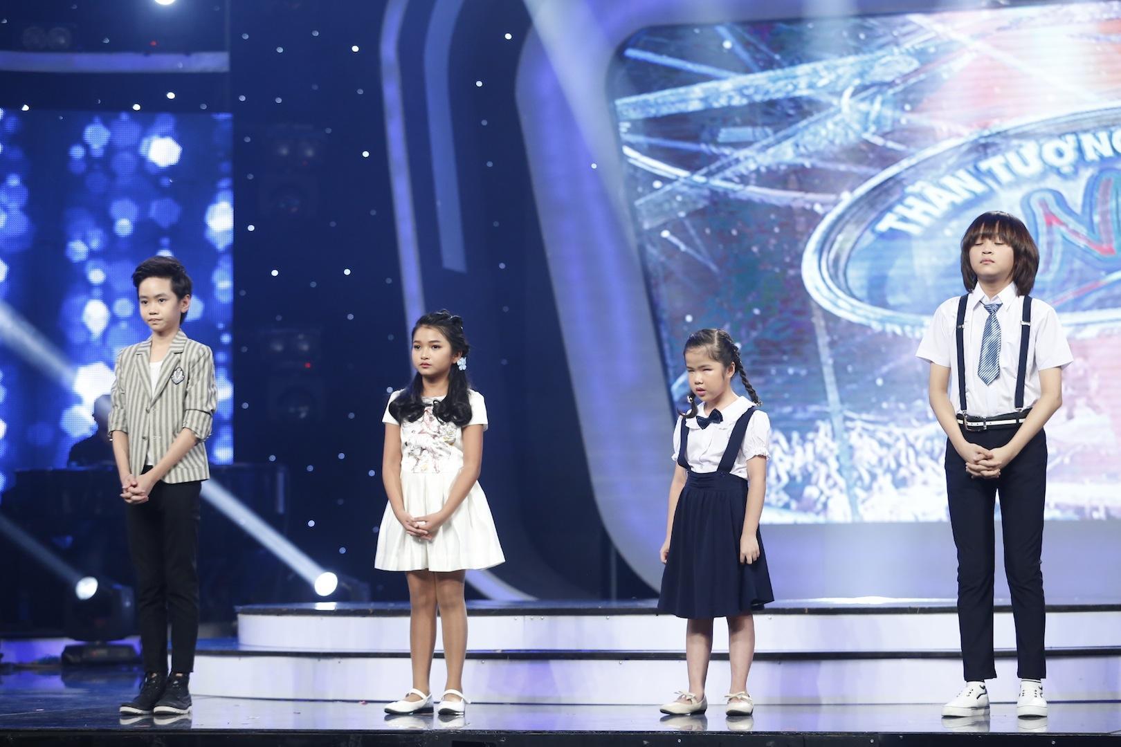 Vietnam Idol Kids: Hát hit của Mỹ Tâm, cô bé khiếm thị bị loại trước Chung kết-2