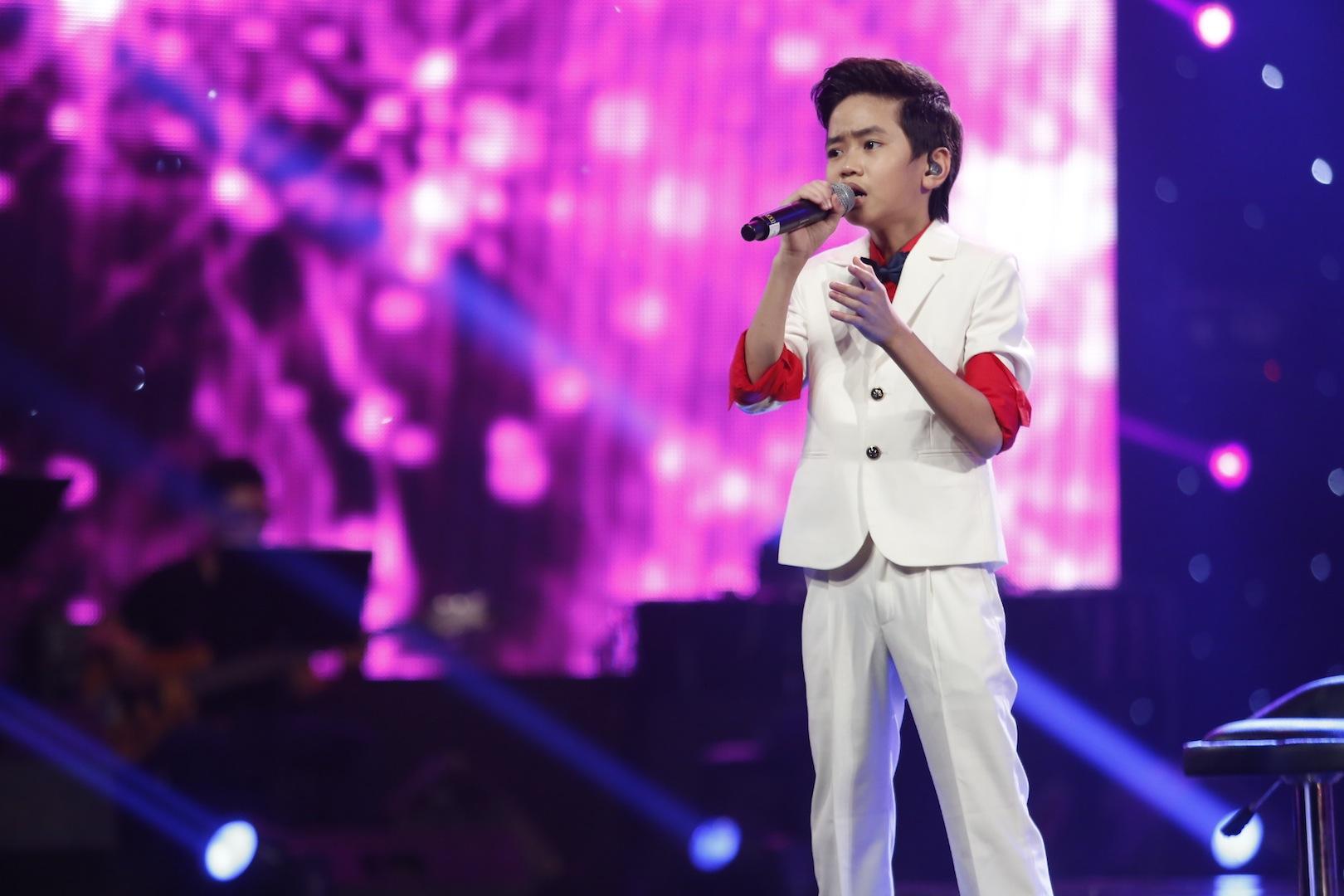 Vietnam Idol Kids: Hát hit của Mỹ Tâm, cô bé khiếm thị bị loại trước Chung kết-6