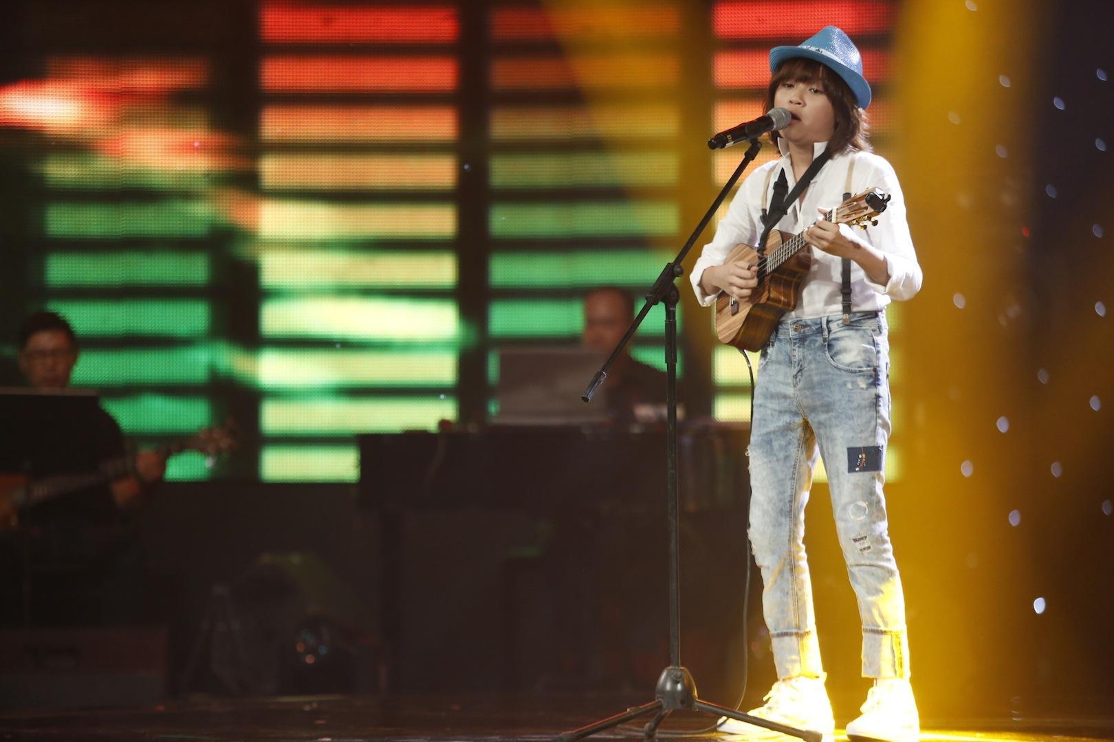 Vietnam Idol Kids: Hát hit của Mỹ Tâm, cô bé khiếm thị bị loại trước Chung kết-7