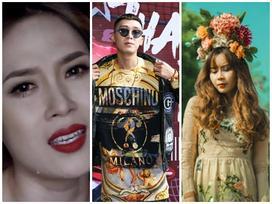 Điểm danh 3 MV dính nghi án đạo nhạc chỉ trong 1 tuần lên sóng