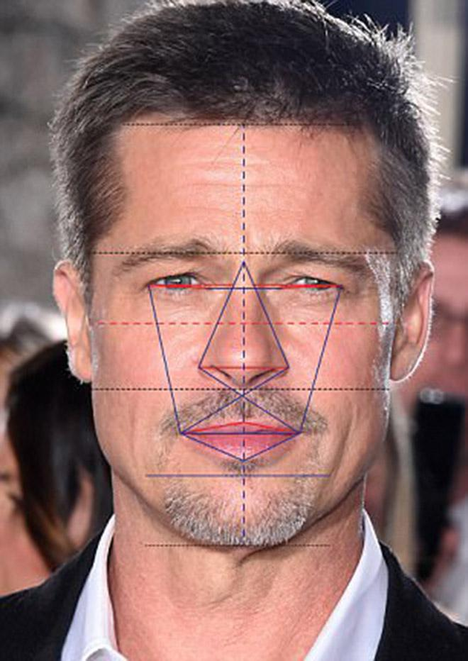 Nam diễn viên có khuôn mặt hoàn hảo nhất thế giới là ai?-4