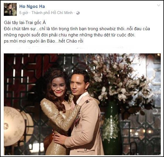 Hồ Ngọc Hà yêu Kim Lý đứng đầu tin đồn hot nhất showbiz Việt tuần qua-4