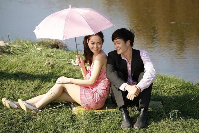 Bộ sưu tập 'người tình màn ảnh' điển trai của Minh Hằng-4