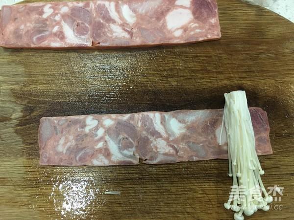 Cuối tuần, làm thịt xông khói cuộn nấm ngon 'điên đảo'-1