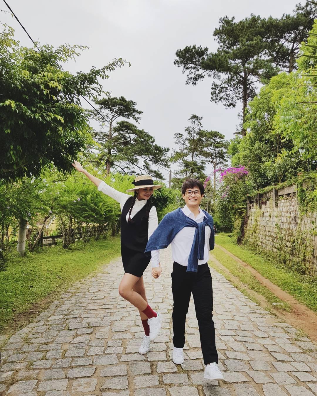 Tin sao Việt 29/7: Phan Như Thảo chọn váy đi đám cưới em trai vợ cũ của chồng-10