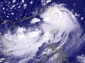 Bão số 5 xuất hiện trên Biển Đông, nắng nóng ở miền Bắc