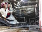 Ảnh hot trong tuần: Hiện trường thảm khốc vụ 8 người tử vong sau vụ hỏa hoạn ở Hoài Đức