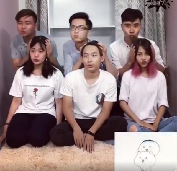 Clip nhảy vui nhộn của nhóm bạn trẻ Việt xuất hiện trên trang 9GAG hút triệu lượt xem-4