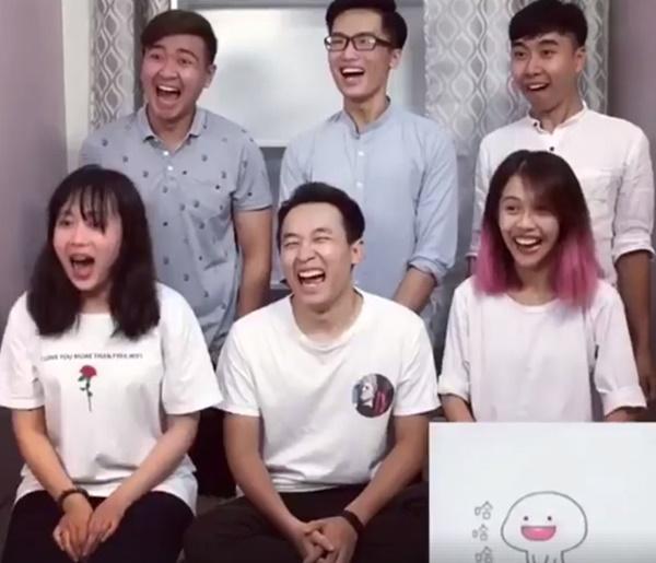 Clip nhảy vui nhộn của nhóm bạn trẻ Việt xuất hiện trên trang 9GAG hút triệu lượt xem-5
