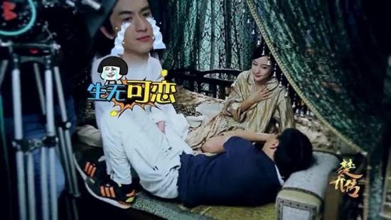 Hậu trường hài hước hé lộ 'bậc thầy' diễn sâu trong phim Hoa ngữ-3