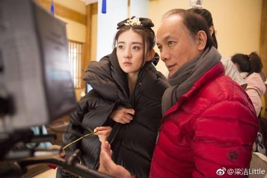 Hậu trường hài hước hé lộ 'bậc thầy' diễn sâu trong phim Hoa ngữ-12