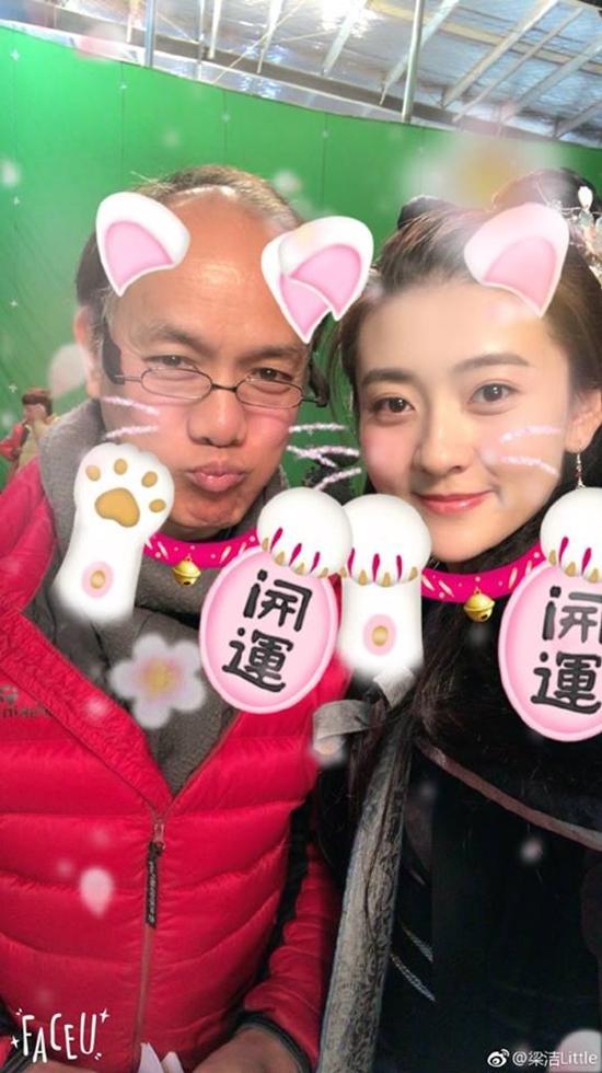 Hậu trường hài hước hé lộ 'bậc thầy' diễn sâu trong phim Hoa ngữ-13