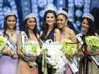 Người đẹp lai đăng quang Hoa hậu Hoàn vũ Thái Lan 2017