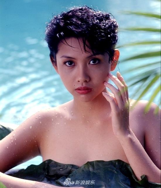 Mỹ nhân Hong Kong thập niên 90: Chẳng cần phẫu thuật thẩm mỹ vẫn đẹp đến nao lòng-9