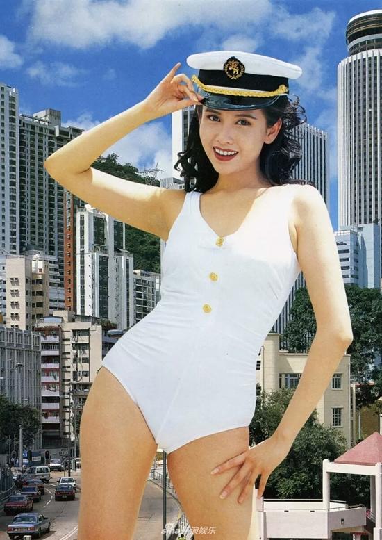 Mỹ nhân Hong Kong thập niên 90: Chẳng cần phẫu thuật thẩm mỹ vẫn đẹp đến nao lòng-10
