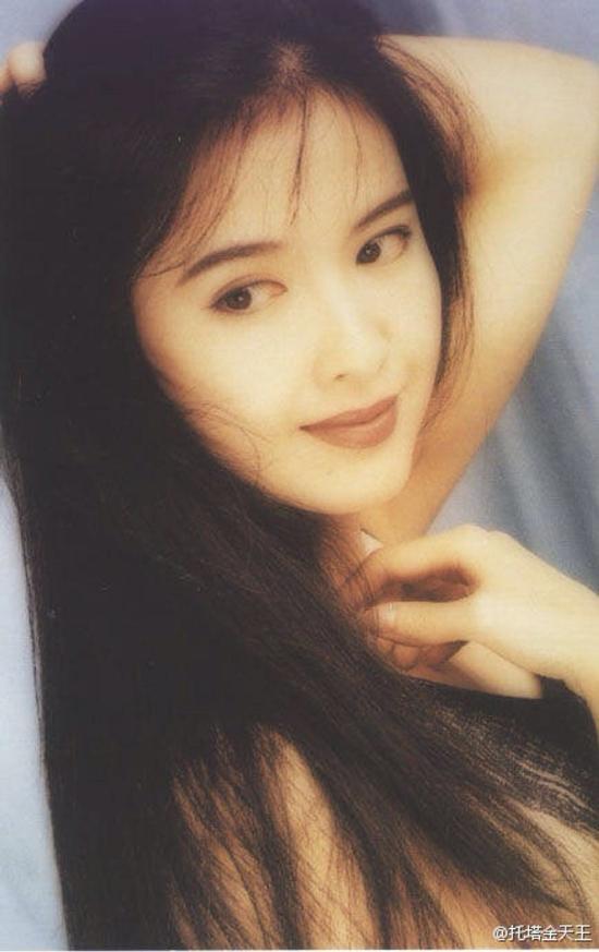 Mỹ nhân Hong Kong thập niên 90: Chẳng cần phẫu thuật thẩm mỹ vẫn đẹp đến nao lòng-13