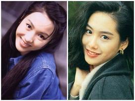 Mỹ nhân Hong Kong thập niên 90: Chẳng cần phẫu thuật thẩm mỹ vẫn đẹp đến nao lòng