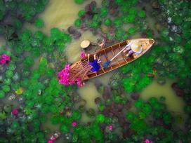 Những điểm check-in tuyệt đẹp trong 'Dấu ấn Việt Nam'