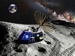 Dự án khai thác vật liệu trên mặt trăng