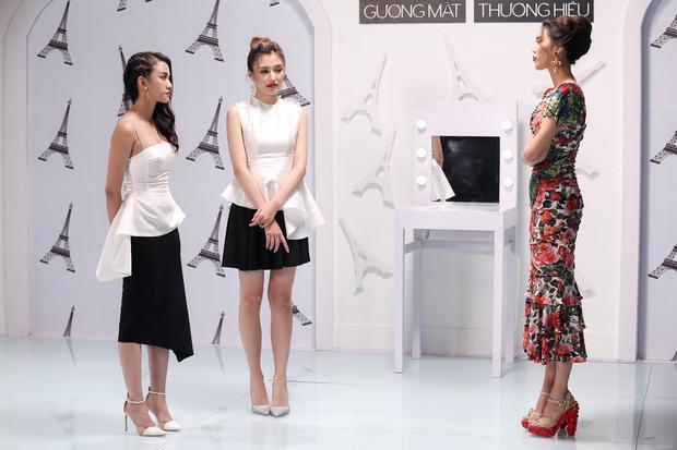 Tự tin diện toàn Dolce&Gabbana tại The Face, Lan Khuê nào ngờ 'đụng' trúng Selena Gomez-2