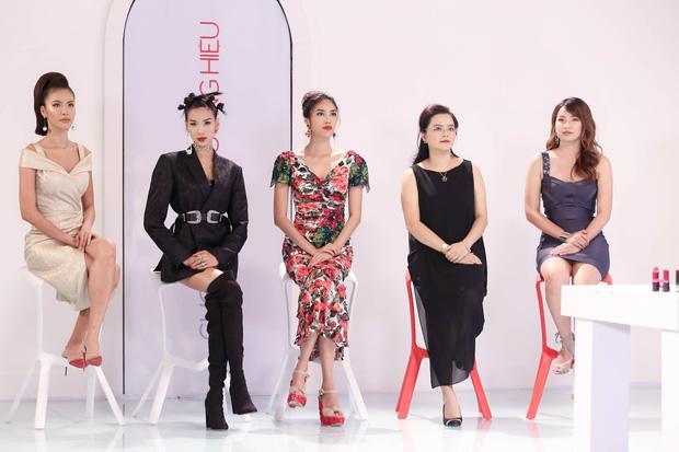 Tự tin diện toàn Dolce&Gabbana tại The Face, Lan Khuê nào ngờ 'đụng' trúng Selena Gomez-1