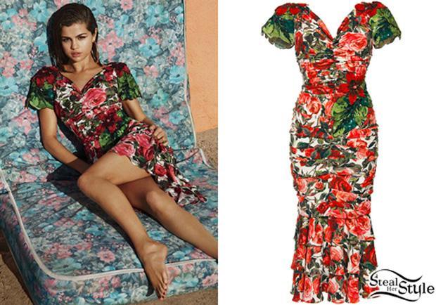 Tự tin diện toàn Dolce&Gabbana tại The Face, Lan Khuê nào ngờ 'đụng' trúng Selena Gomez-3