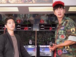 Sao Hàn 31/7: Lee Kwang Soo vẫn không tin Song Joong Ki sắp lấy vợ