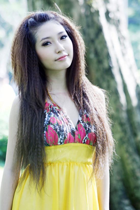 Những mái tóc sư tử một thời gây thương nhớ của dàn mỹ nhân Việt-8