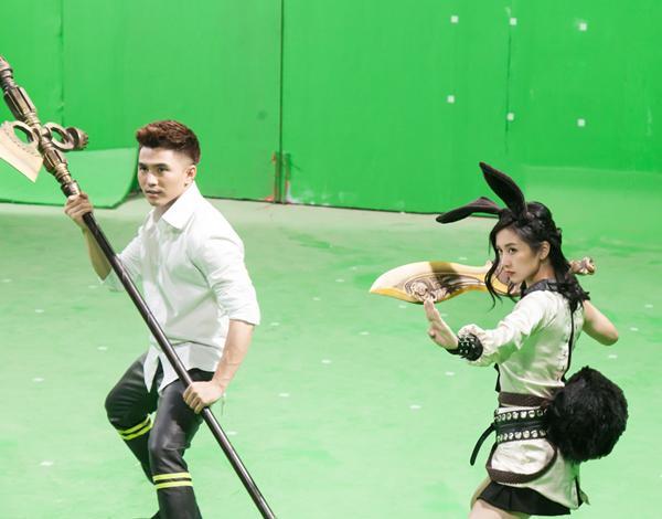 Rũ bỏ hình ảnh dịu dàng, Bảo Anh mạnh mẽ kết đôi cùng Soobin Hoàng Sơn-6