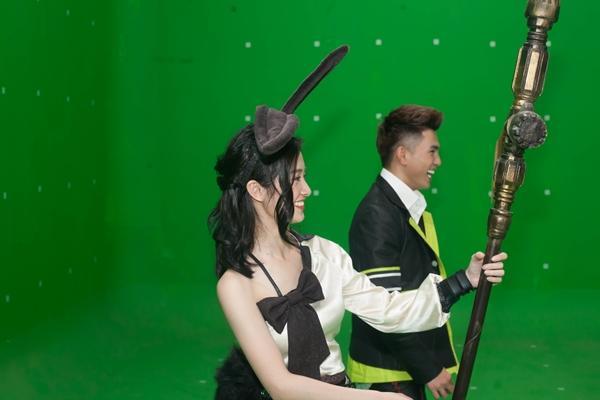 Rũ bỏ hình ảnh dịu dàng, Bảo Anh mạnh mẽ kết đôi cùng Soobin Hoàng Sơn-7