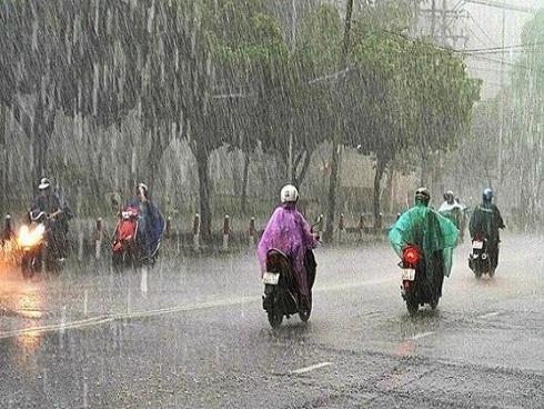 Dự báo thời tiết 1/8: Miền Bắc mưa cả tuần-1