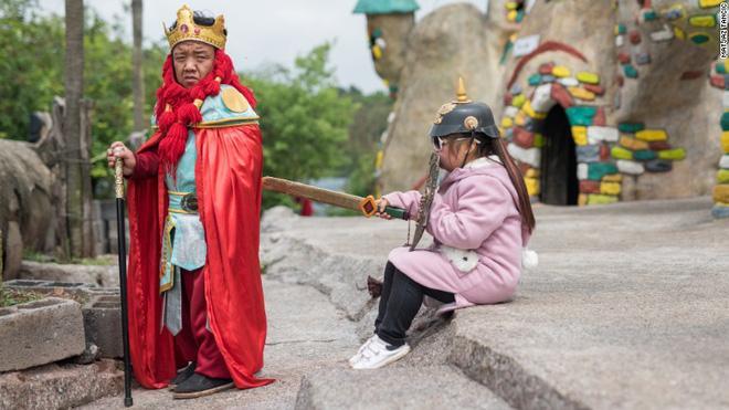 Truyện cổ tích trong đời thực: Xứ sở của những người tí hon ngự trị tại Trung Quốc-1