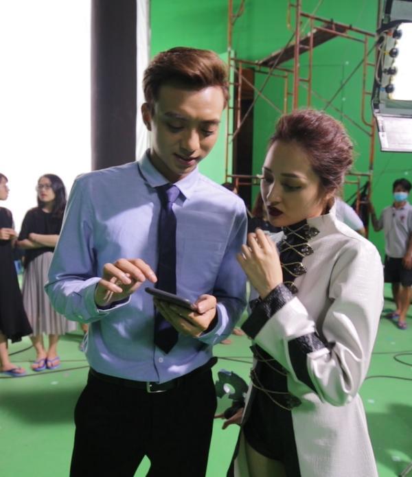 Rũ bỏ hình ảnh dịu dàng, Bảo Anh mạnh mẽ kết đôi cùng Soobin Hoàng Sơn-2