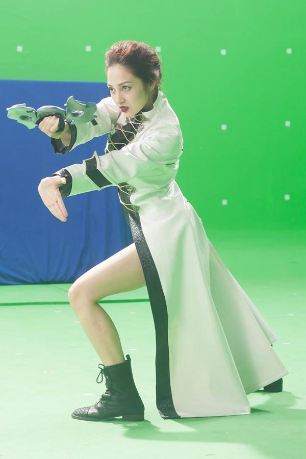 Rũ bỏ hình ảnh dịu dàng, Bảo Anh mạnh mẽ kết đôi cùng Soobin Hoàng Sơn-4