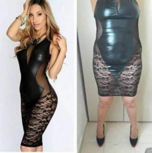 Những minh chứng cho thấy đã béo, lùn thì đừng bừa bãi mua hàng online-3