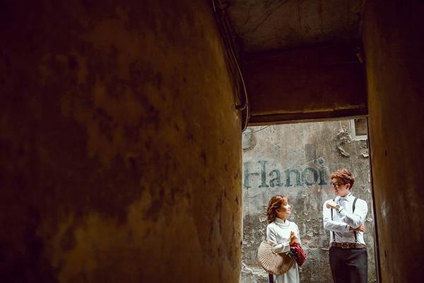 Cô dâu xinh đẹp và chú rể lãng tử nhìn tưởng 'Bích Phương - Bùi Anh Tuấn' khiến dân mạng xôn xao-11