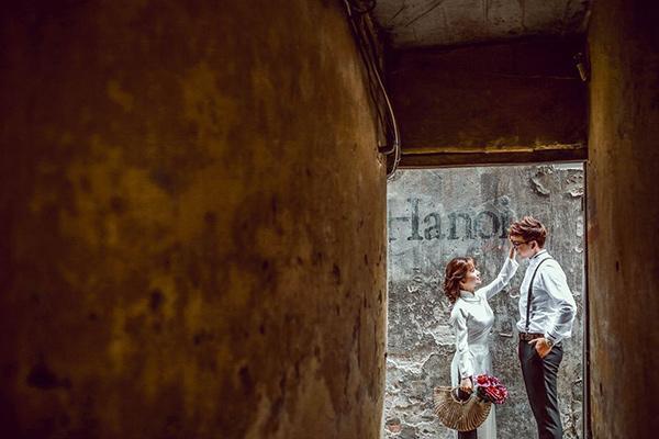 Cô dâu xinh đẹp và chú rể lãng tử nhìn tưởng 'Bích Phương - Bùi Anh Tuấn' khiến dân mạng xôn xao-10