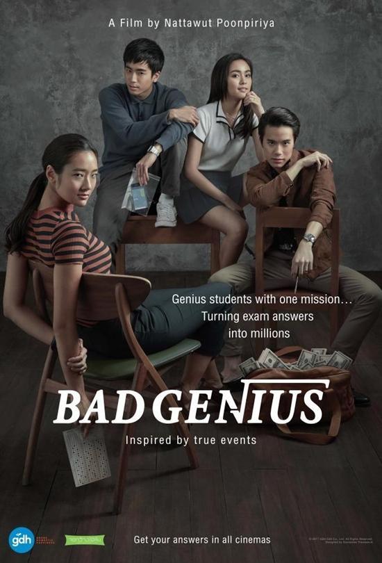 'Bad Genius': Đỉnh cao quay cóp chuyên nghiệp khiến cả thế giới phải nể phục-1