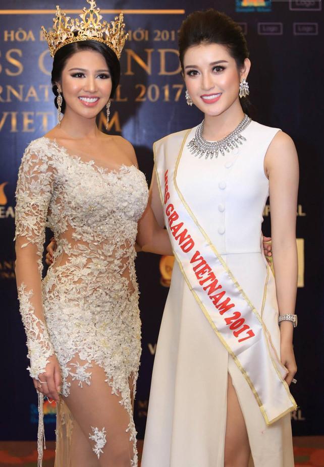 Huyền My có bao nhiêu phần trăm cơ hội nối ngôi hậu tại 'Miss Grand International 2017'?-7