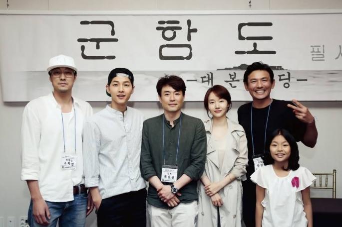 Quá áp lực, Song Joong Ki từ trai ngoan chuyển sang phì phèo thuốc lá-3