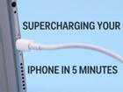 Cách sạc nhanh iPhone trong 5 phút