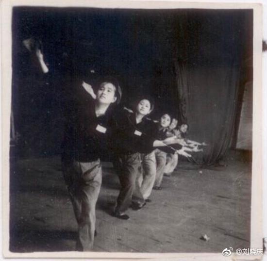 Loạt ảnh năm 14 tuổi chưa từng tiết lộ của 'Võ Tắc Thiên' Lưu Hiểu Khánh-5