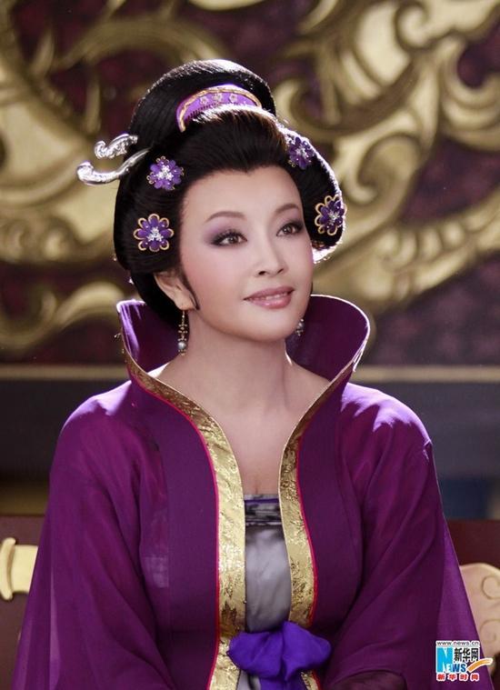 Loạt ảnh năm 14 tuổi chưa từng tiết lộ của 'Võ Tắc Thiên' Lưu Hiểu Khánh-8