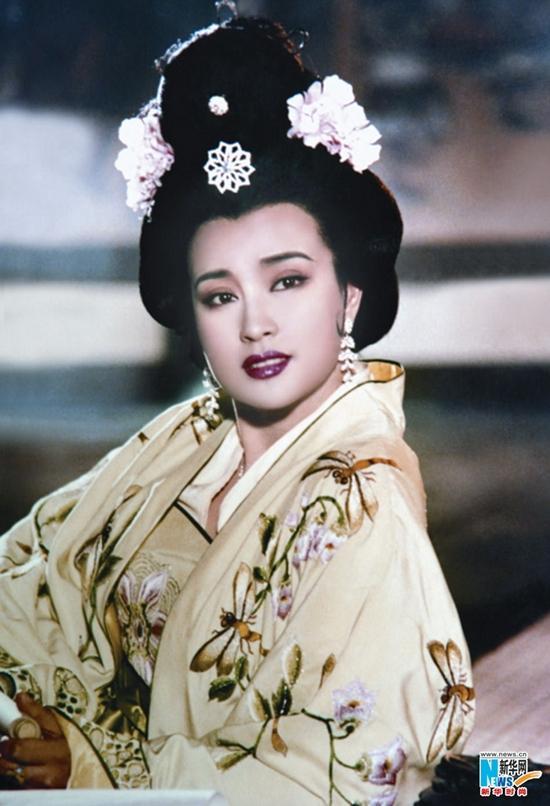 Loạt ảnh năm 14 tuổi chưa từng tiết lộ của 'Võ Tắc Thiên' Lưu Hiểu Khánh-7