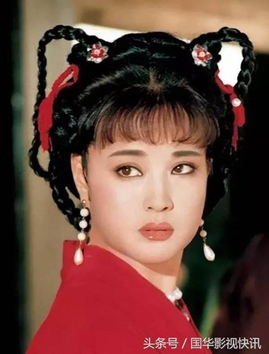 Loạt ảnh năm 14 tuổi chưa từng tiết lộ của 'Võ Tắc Thiên' Lưu Hiểu Khánh-6