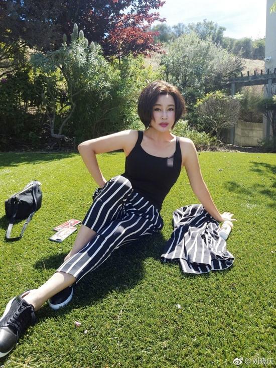 Loạt ảnh năm 14 tuổi chưa từng tiết lộ của 'Võ Tắc Thiên' Lưu Hiểu Khánh-11